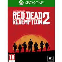 Spel Red Dead Redemption 2 voor XBOX ONE
