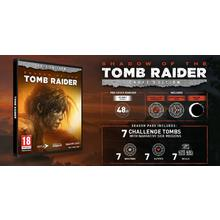 Jeu Shadow of the Tomb Raider (Croft Edition) pour XBOX ONE