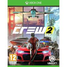 Spel The Crew 2 voor XBOX ONE