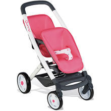 Buggy pour jumeaux SMOBY