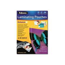 Fellowes Laminating Pouches Enhance 80 micron - Pack de 100 brillant A3 (297 x 420 mm) pochettes