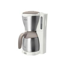 Philips HD7546 - Cafeti?re 15 tasses Beige soyeux