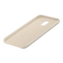 Samsung Dual Layer Cover EF-PA600 - Achterzijde behuizing voor mobiele telefoon goud Galaxy A6