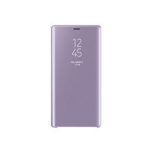 Samsung Clear View Standing Cover EF-ZN960 - Flip voor mobiele telefoon violet Galaxy Note9, Note9
