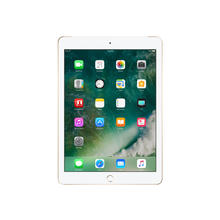 "Apple 9.7-inch iPad Wi-Fi + Cellular - 5th generation tablet 128 GB 9.7"" IPS (2048 x 1536) 4G goud"