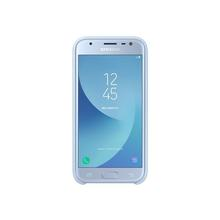 Samsung J3 2017 Dual Layer Cover Blue Samsung Dual Layer Cover EF-PJ330 - Back