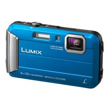 Panasonic Lumix DMC-FT30 - Appareil photo numérique compact 16.1 MP 720 p / 25 pi/s 4x zoom optique