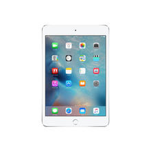 "Apple iPad mini 4 Wi-Fi + Cellular - Tablet 128 GB 7.9"" IPS (2048 x 1536) 4G LTE zilver"