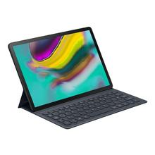 Samsung Book Cover Keyboard EJ-FT720 - Clavier et étui POGO pin noir pour Galaxy Tab S5e