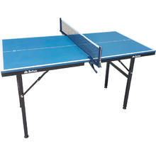 Mini table de PingPong luxe Buffalo bleue