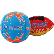 Buffalo mini balles / sport d'eau set de 2