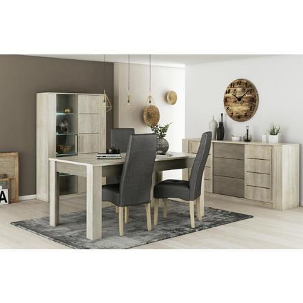 Complete eetkamers : Tafels, stoelen en opberging - Unigro
