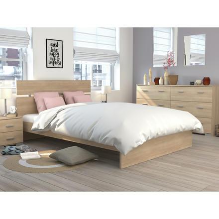 goedkope bedden voor volwassenen kopen: slaapkamermeubels