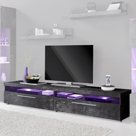 Woonkamer: Meubelwinkel - Zetel, TV-meubelen Unigro ...