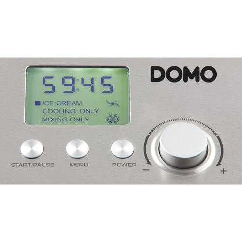 Roomijsmachine DOMO DO9201I