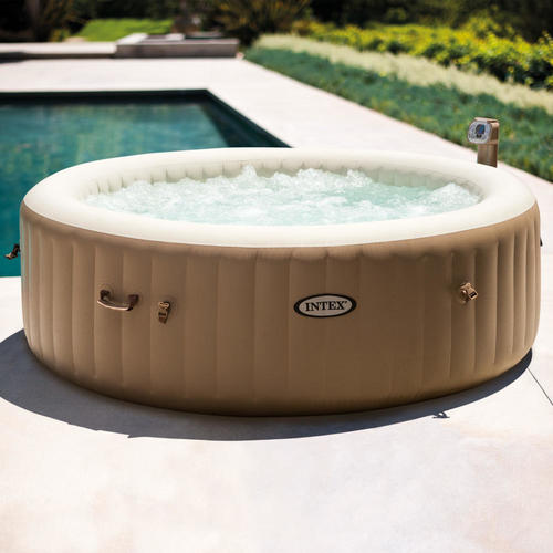 Opblaasbare jacuzzi Bubble Therapy PureSpa INTEX