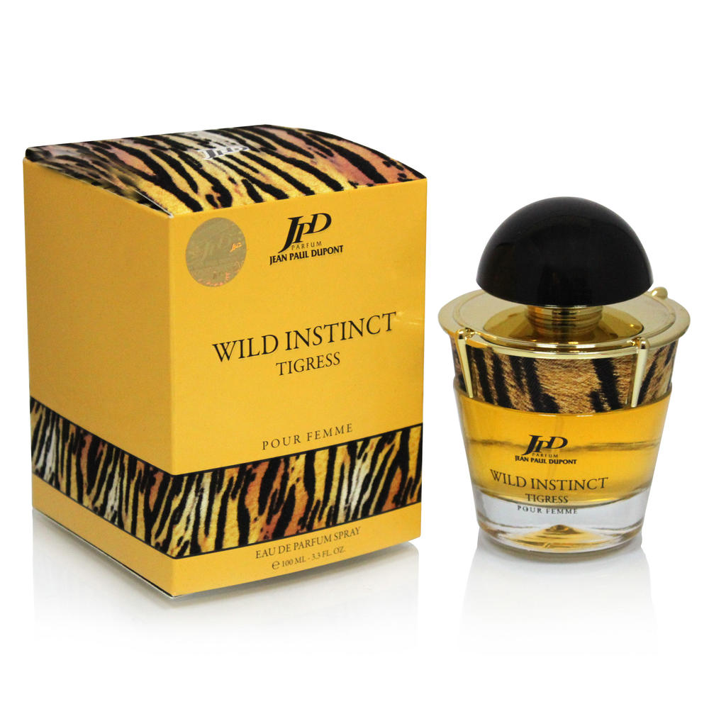 De Eau Parfum Femmes Unigro Parfums be InstinctTigress Wild tQxsrCdh