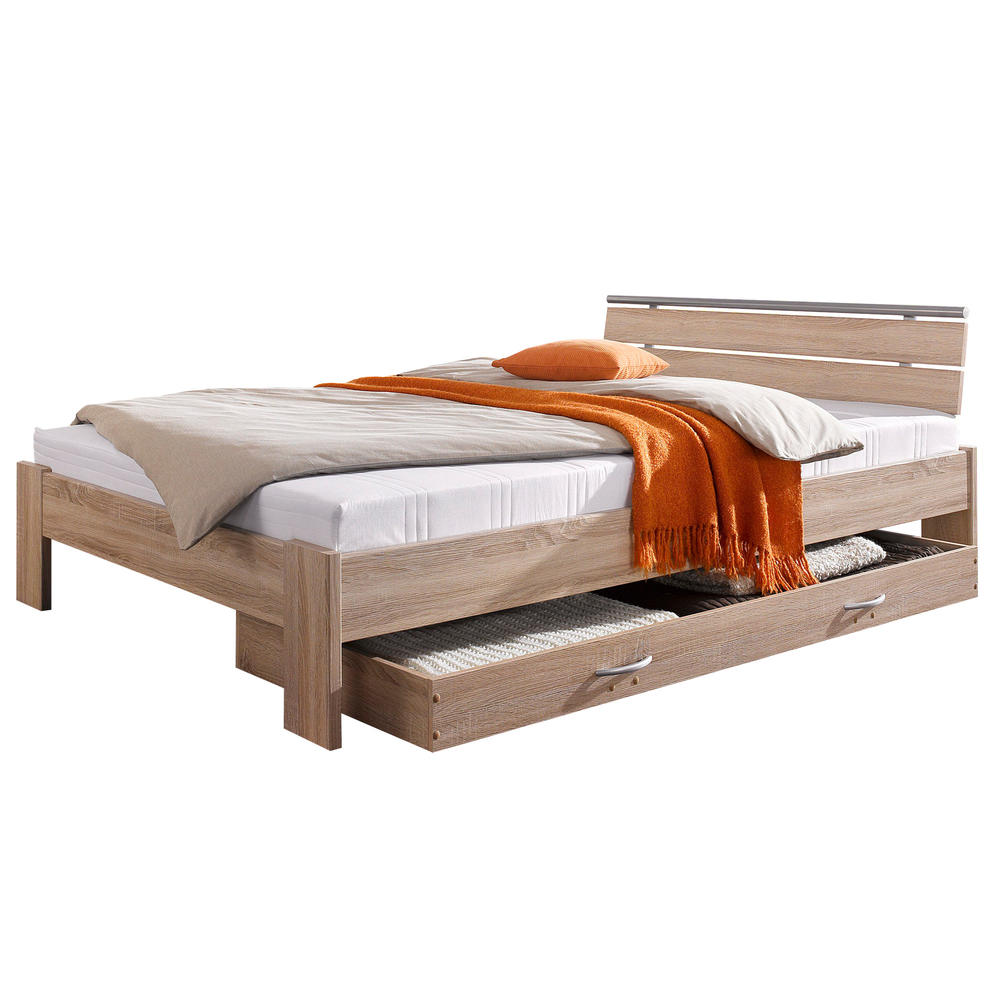 Bed Met Matras En Bodem.3 Delige Bedset Bed Bodem Matras Bedden Unigro Be