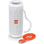 JBL FLIP 4 BLUETOOTH SPEAKER WHITE